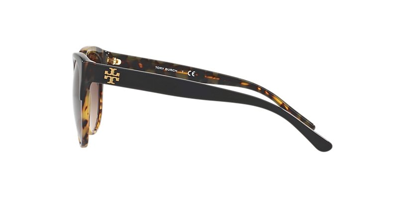 4a7ee96fed Tory Burch TY7095 54 Brown   Tortoise Sunglasses