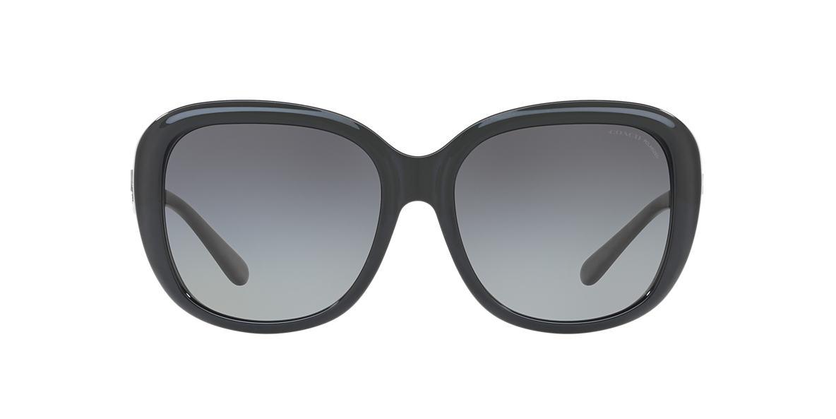Noir HC8207 Grey-Black  57