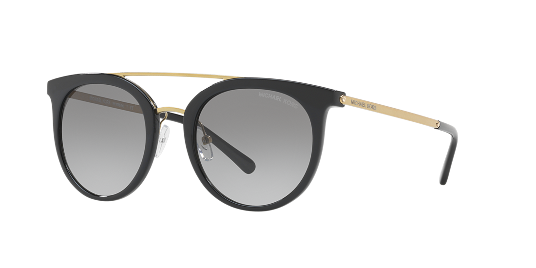 ef207954fb Michael Kors MK2056 50 Grey-Black   Black Sunglasses