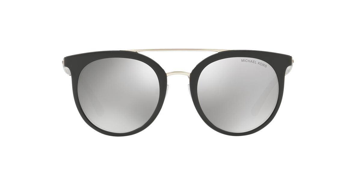 10d3647896 Michael Kors MK2056 50 Silver   Black Sunglasses