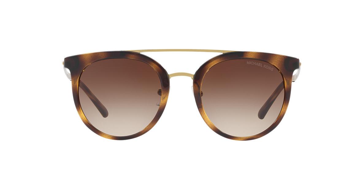 90fd3b4690 Michael Kors MK2056 50 Brown   Tortoise Sunglasses