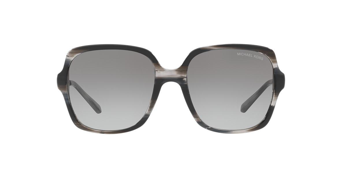 3f54098d5e Michael Kors MK2053 56 Grey-Black   Black Sunglasses