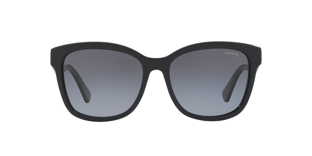 Black HC8219 Grey-Black  56
