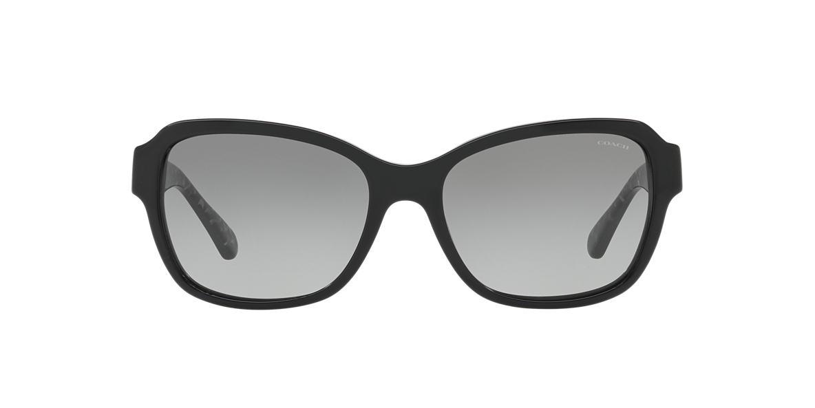 Noir HC8232 Grey-Black  56