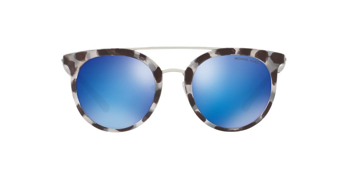 Michael Kors MK2056 50 ILA 50 Bleu   Tortue Lunettes de soleil ... c482edae1d12
