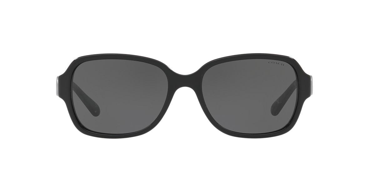 Black HC8241 Grey-Black  57