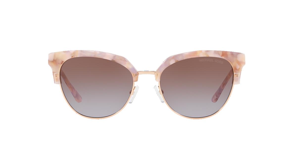 e2f39360899b Michael Kors MK1033 SAVANNAH 54 Purple & Pink Sunglasses | Sunglass ...