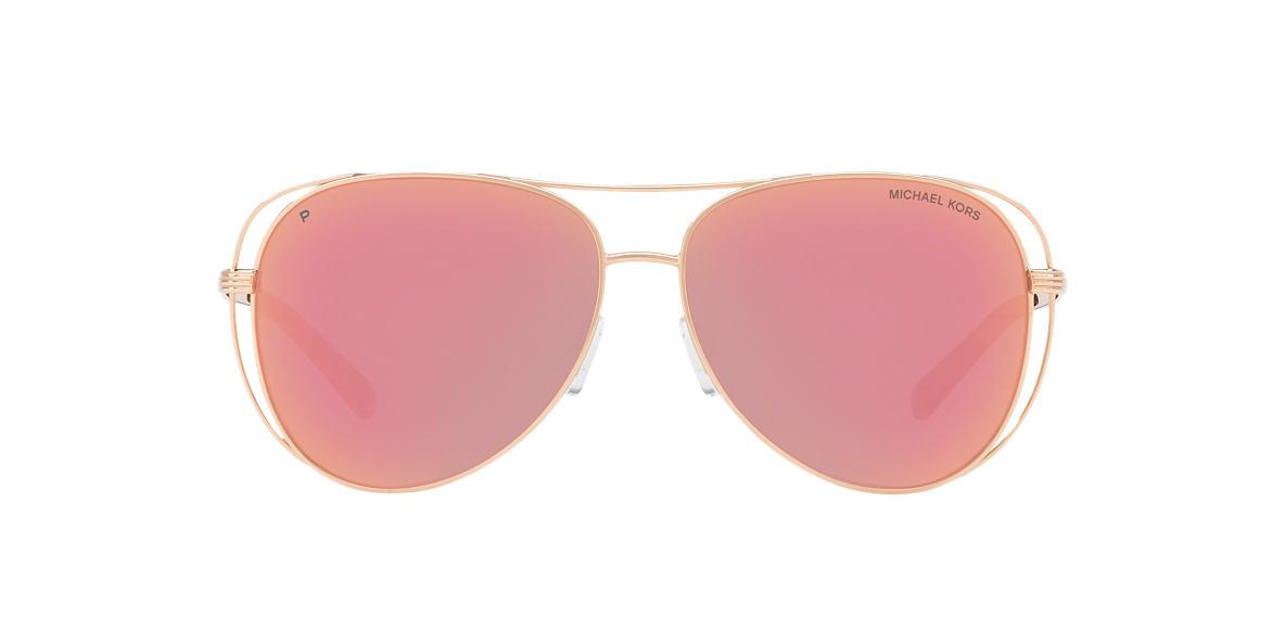 Rose Gold MK1024 LAI Pink  58