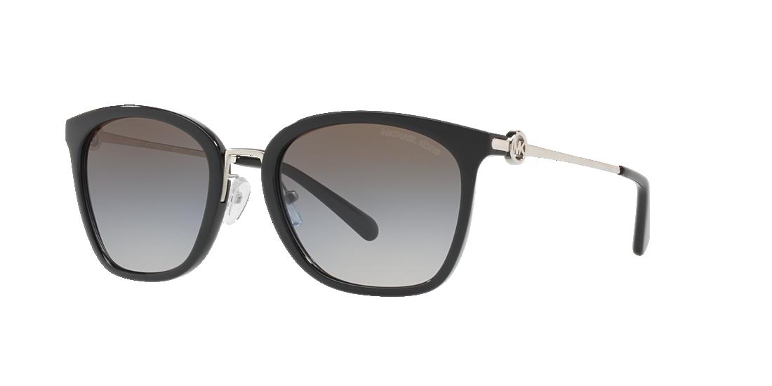 c9a35c706e Michael Kors MK2064 53 Blue   Black Sunglasses