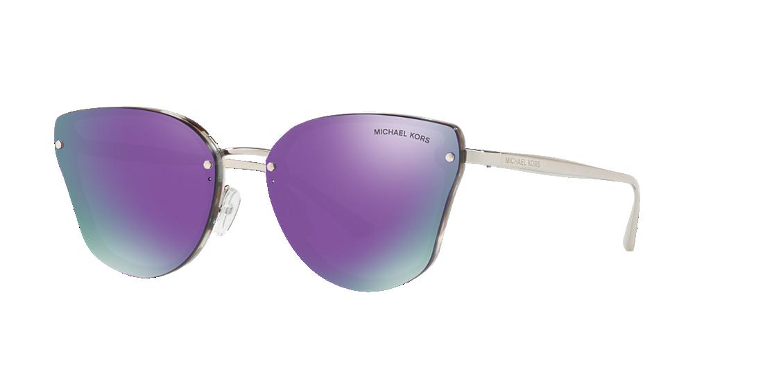 a2be2bc574a Michael Kors MK2068 58 Purple   Tortoise Sunglasses