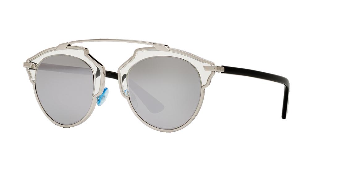 f765e0939d Christian Dior CD000561 48 Silver   Clear Sunglasses
