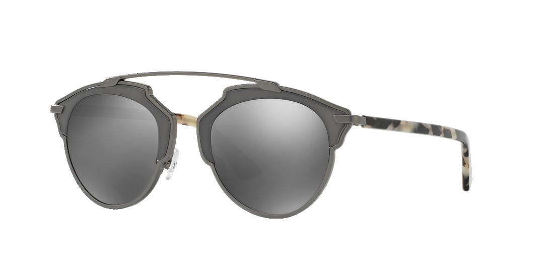 6581419d30 Christian Dior SO REAL S 48 Grey-Black   Tortoise Sunglasses ...