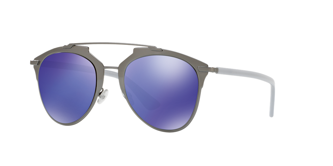 2cf645c419fd Christian Dior REFLECTED 52 Blue   Blue Sunglasses