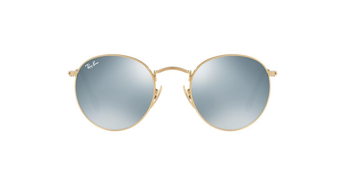 86eec4e509 Óculos de Sol Ray-Ban RB3447NL Round Metal | Sunglass Hut