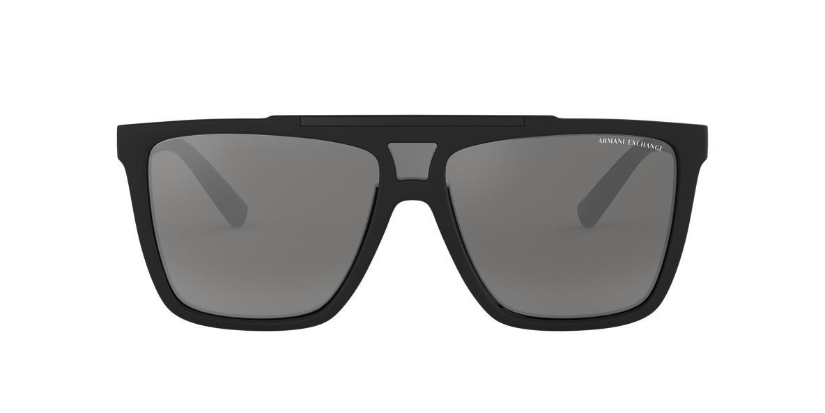 Black AX4079S Silver  58