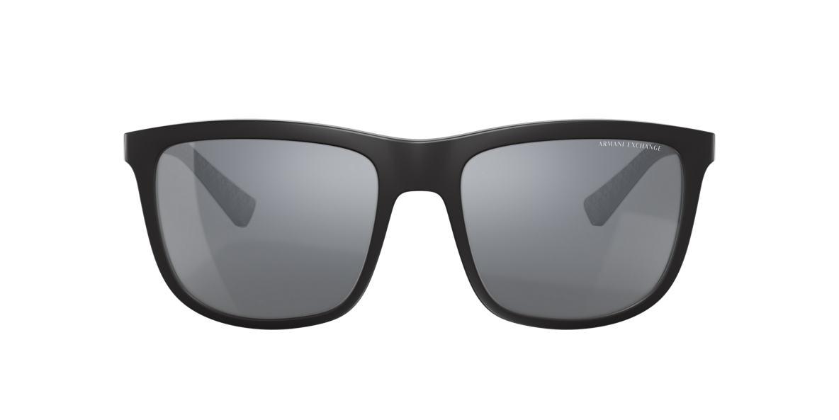 Matte Black AX4093S Silver