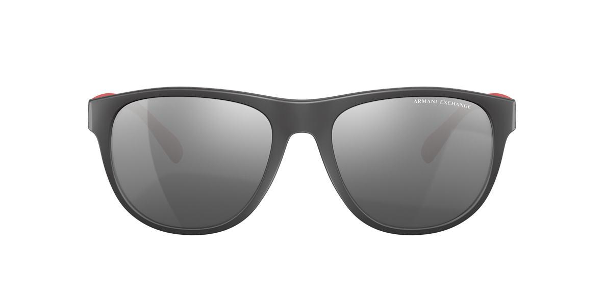Matte Black AX4096S Grey-Black