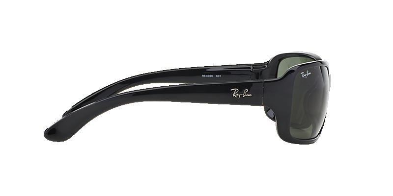f6db6c0cea020 Ray-Ban RB4068 60 Green Classic G-15   Black Sunglasses