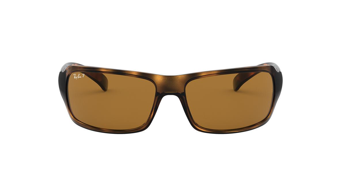 Tortoise RB4075 Brown  61