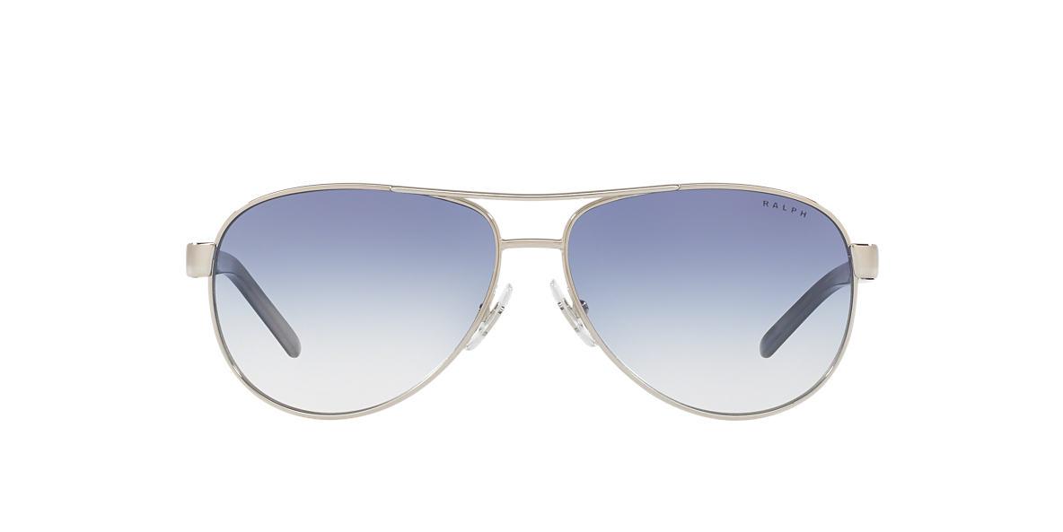 Silver RA4004 Blue  59