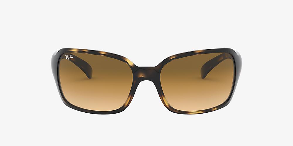 Ray Ban RB4068 Sunglasses Havana With
