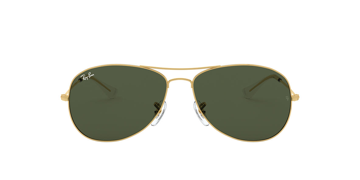Gold RB3362 Green Classic G-15  59
