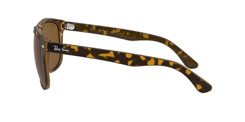 bd7cae7f64670 Ray-Ban RB4147 60 Polarized Brown Classic B-15   Tortoise Polarised ...