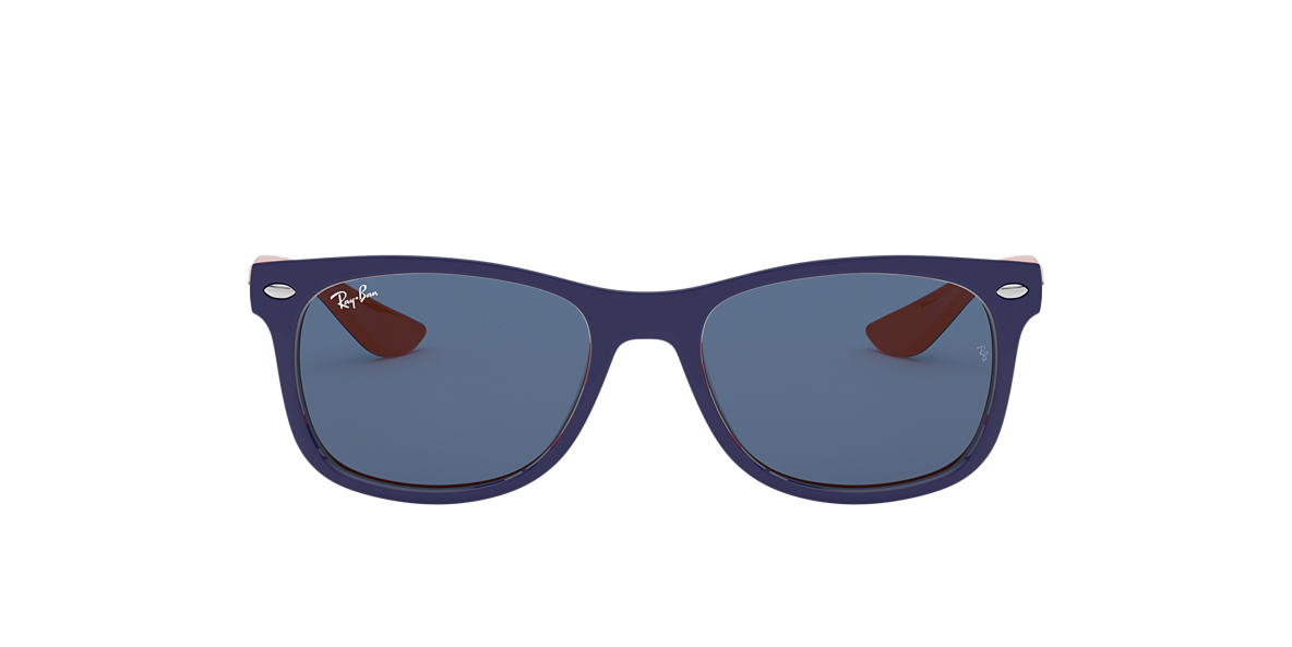 Blue RJ9052S NEW WAYFARER JUNIOR Blue  47