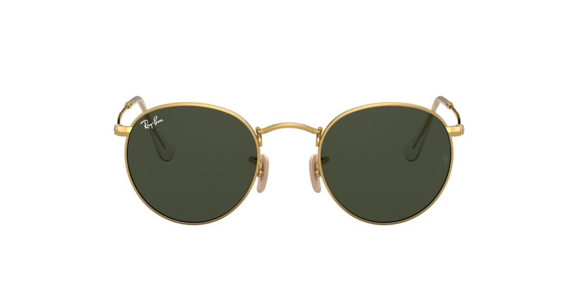 Green Flat Lens Round Sunglasses - OS / GREEN I Saw It First