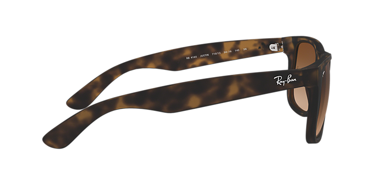 f6b9f790b3 Ray-Ban RB4165 54 Brown Gradient   Tortoise Sunglasses