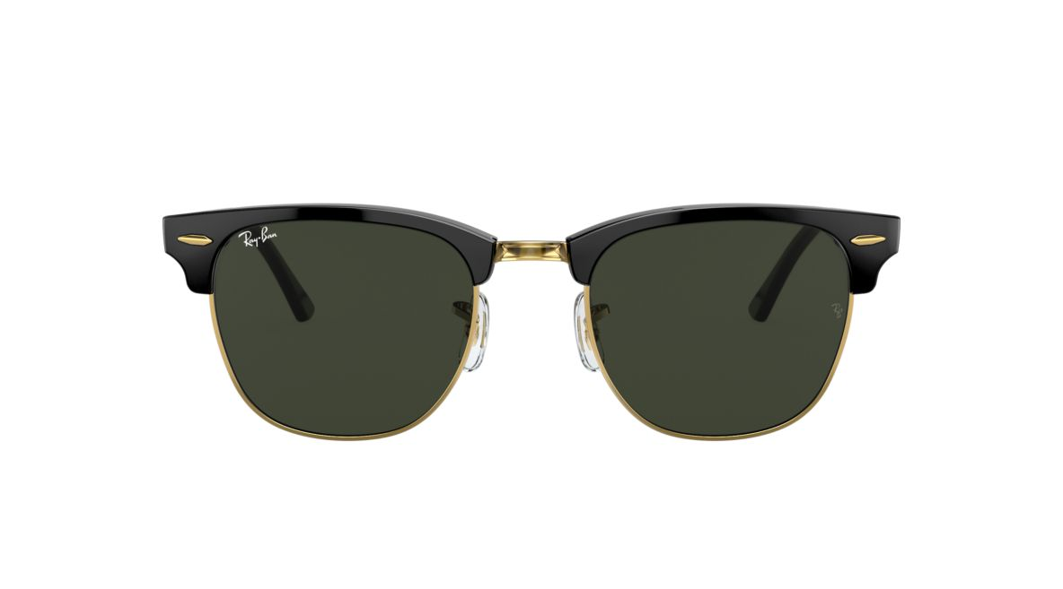 51afc68c887 Ray-Ban RB3016 49 Green Classic G-15   Black Sunglasses