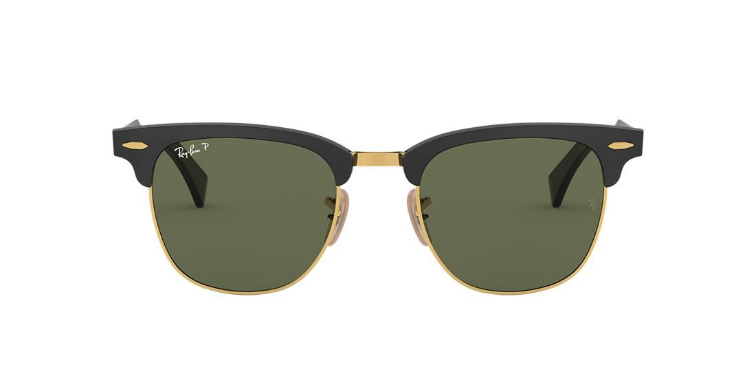 Óculos de Sol Ray-Ban RB3507 Clubmaster Alumínio   Sunglass Hut dbdde15a0e