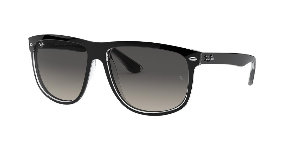 88c825d7601 Ray-Ban RB4147 60 60 Grey Gradient   Black Sunglasses