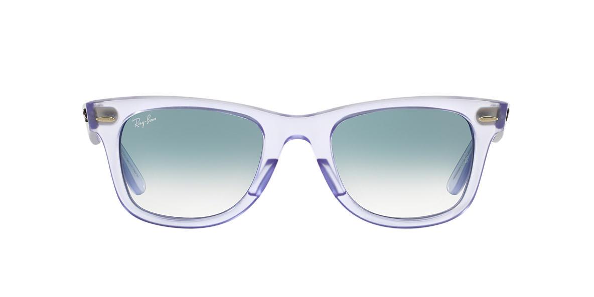 Violet RB2140 ORIGINAL WAYFARER ICE POPS Blue Gradient  50