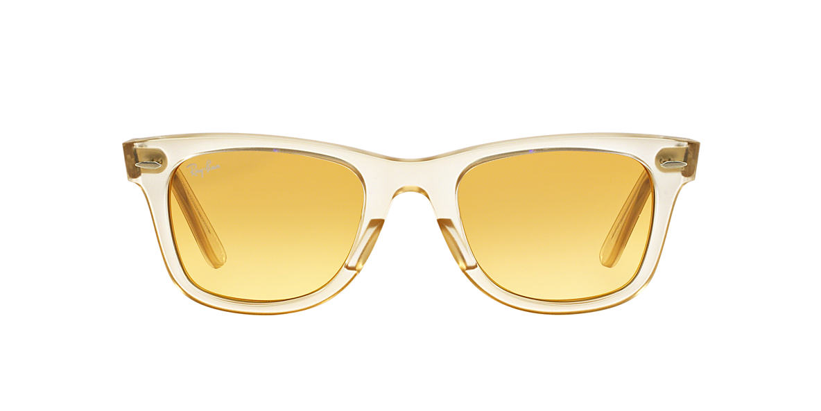 Yellow RB2140 ORIGINAL WAYFARER ICE POPS Yellow  50