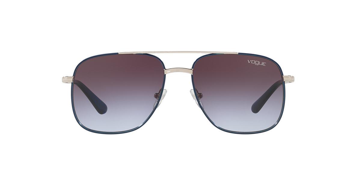 Blue VO4083S Gigi Hadid x Vogue Eyewear Violet  55