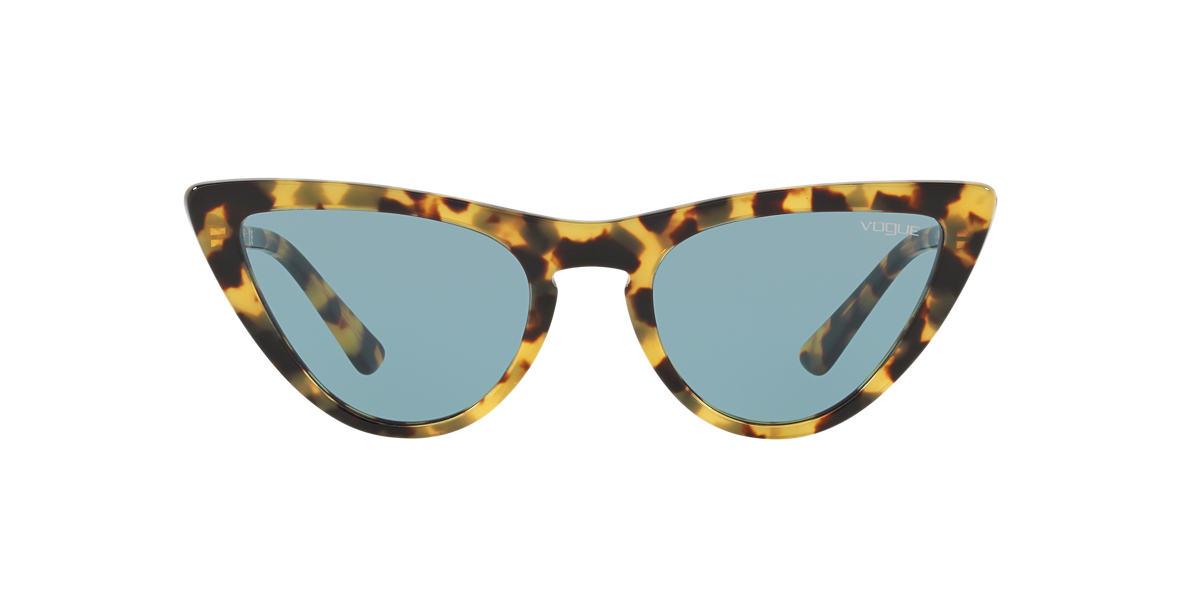 Tortoise VO5211S Gigi Hadid x Vogue Eyewear Blue  54