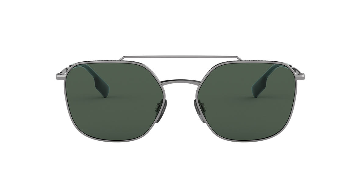 Gunmetal BE3107 Green  56