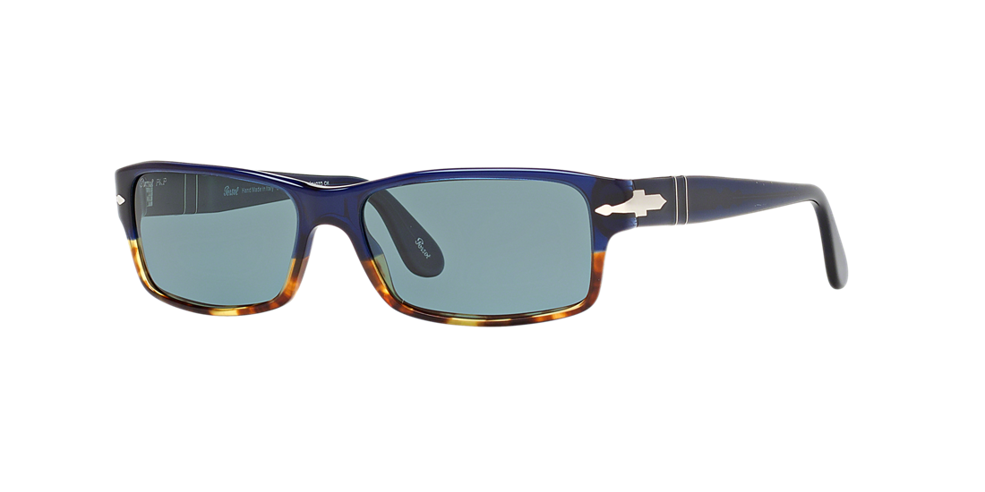 640631cc89 Persol PO2747S 57 Blue   Tortoise Polarized Sunglasses