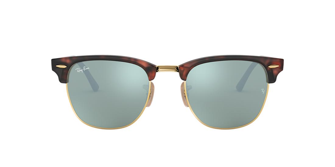 8fdb8463d1d1f Óculos de Sol Ray-Ban RB3016 Clubmaster Color Mix   Sunglass Hut