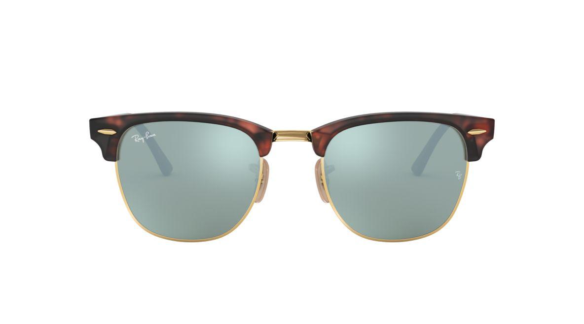 bc0cc75eacf1 Ray-Ban RB3016 51 Silver Flash   Tortoise Sunglasses