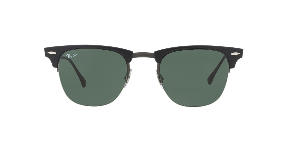 Black RB8056 CLUBMASTER LIGHT RAY Green  51