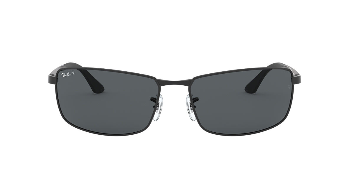 Black RB3498 Grey-Black  61