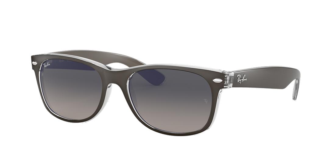 3feecd009a Ray-Ban RB2132 52 Grey Gradient   Gunmetal Sunglasses
