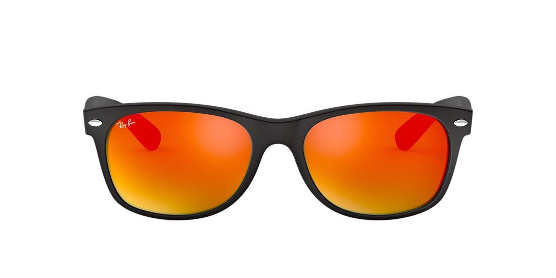 ray ban new wayfarer red