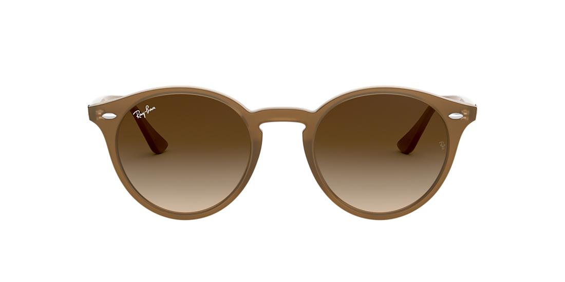 00cc69744d Ray-Ban RB2180 49 Brown Gradient   Light Brown Sunglasses