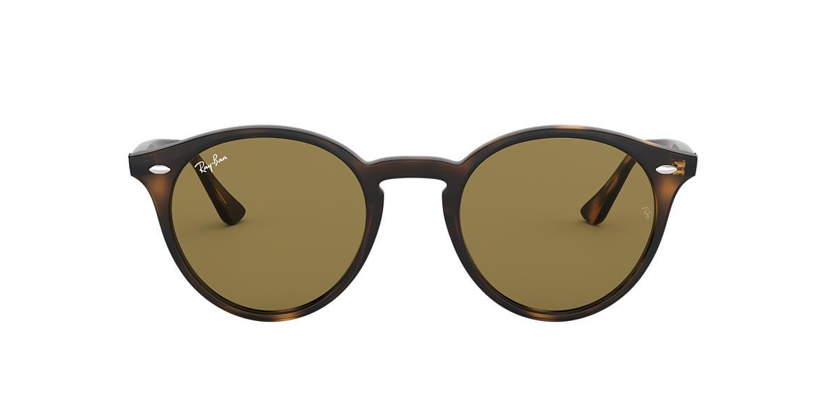 37c4827418 Ray-Ban RB2180 49 Brown Classic B-15   Tortoise Sunglasses ...