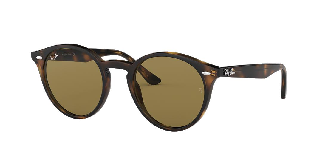 da39e718293 Ray-Ban RB2180 49 Brown Classic B-15   Tortoise Sunglasses ...