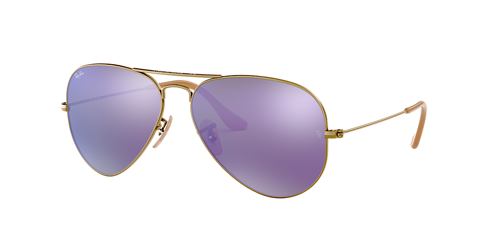 Gafas de Sol Ray-Ban RB3025 Aviator Large Metal   Sunglass Hut a64ad44b16