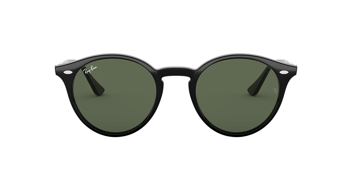 Black RB2180 Green  51